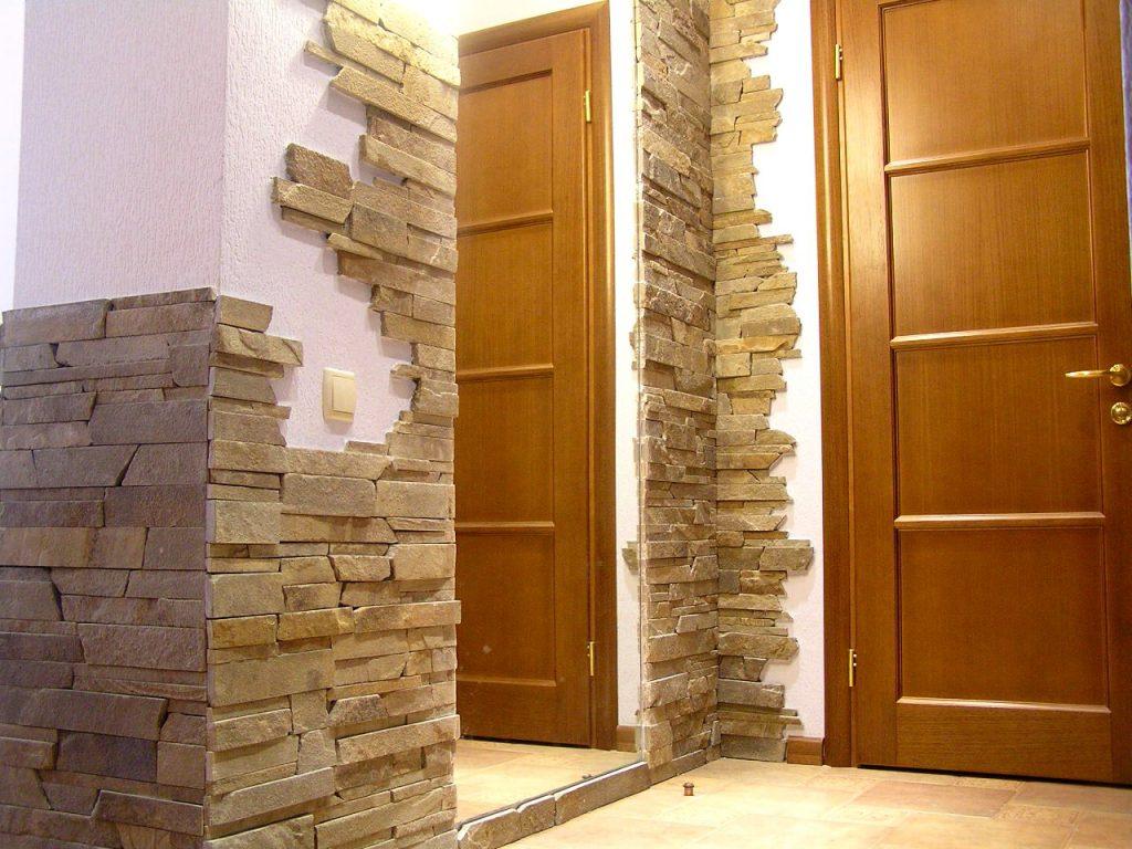 Декоративный камень для стен своими руками 28