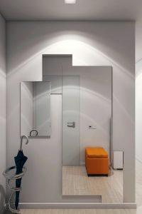 интерьер проходной комнаты в стиле классика картинка