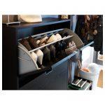 пластиковая галошница для обуви в прихожую комнату фото