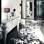 стиль прихожей комнаты в квартире в светлых тонах картинка