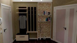 стиль проходной комнаты в стиле скандинавия фото