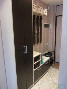 дизайн проходной комнаты в стиле скандинавия картинка