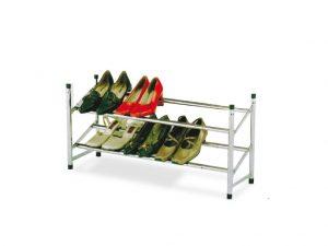 кованная подставка для обуви в проходную комнату дизайн фото