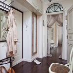 красивая прихожая комната прованс фото