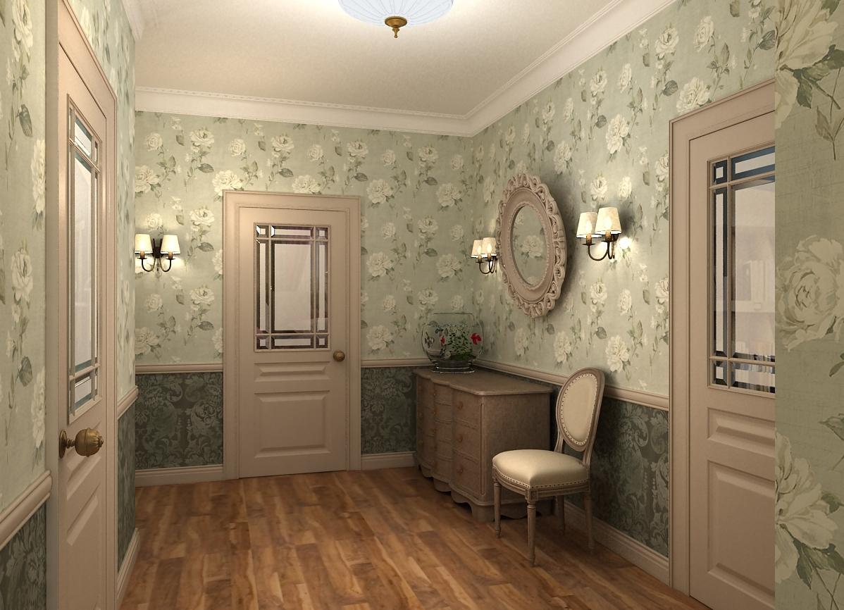 шикарная проходная комната в частном доме