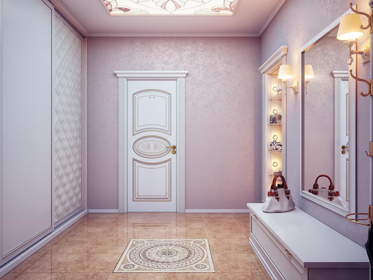 Прихожие фото дизайн в частном доме своими руками