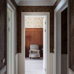 светлый стиль коридора фото