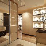 яркий дизайн прихожей комнаты новинки фото