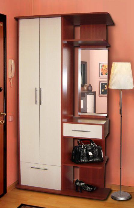 красивый дизайн коридора эконом класса фото