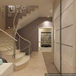 шикарная проходная комната в доме картинка