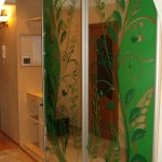 узкий шкаф в коридор стиль