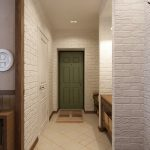 светлая проходная комната в стиле прованс фото