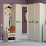 угловой дизайн проходной комнаты картинка