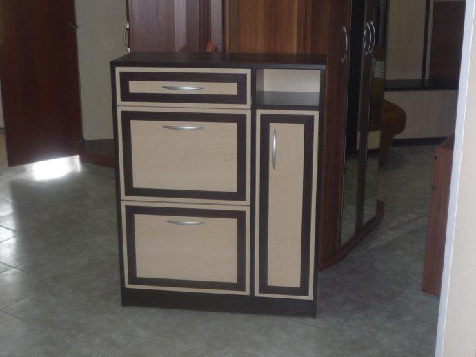 удобная шкаф для обуви в прихожую фото