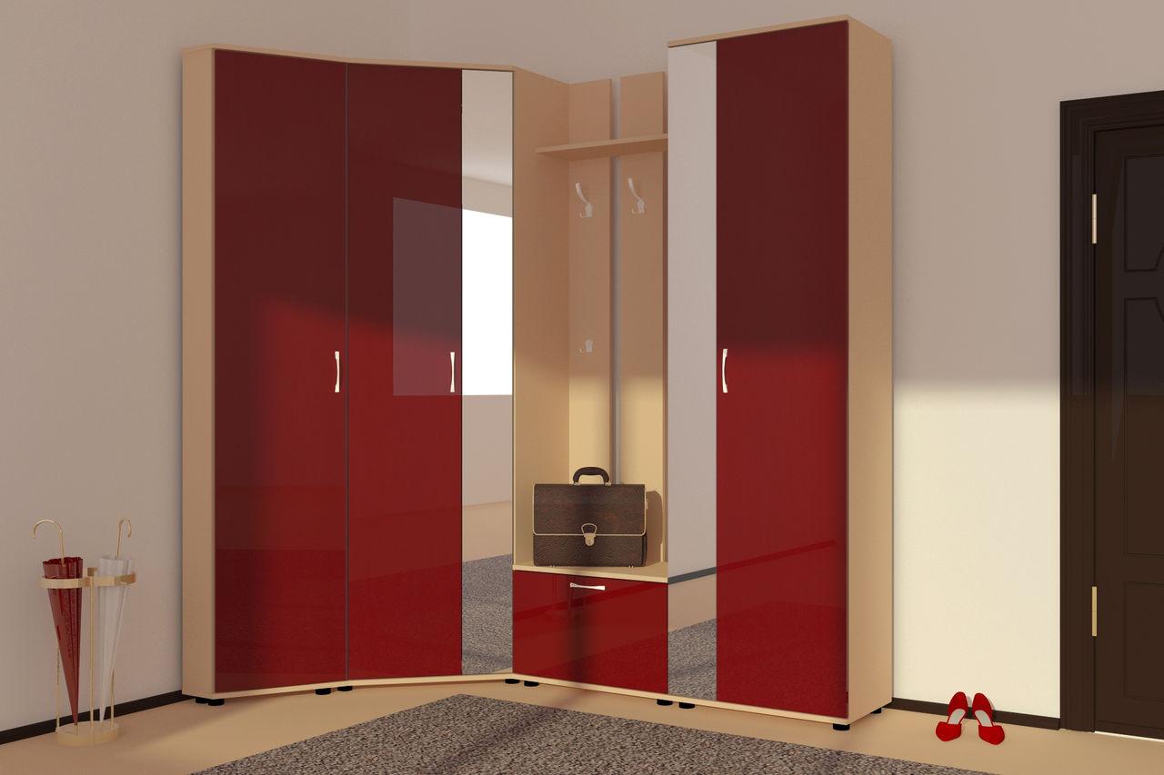 удобный дизайн проходной комнаты