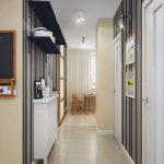 красивый дизайн проходной комнаты фото