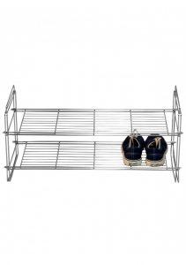 кованная подставка для обуви в проходную комнату интерьер картинка