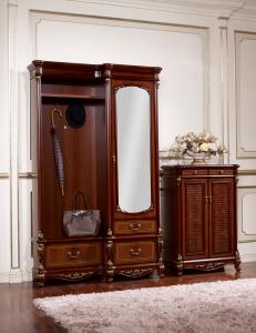 дизайнерская прихожая комната в классическом стиле стиль фото