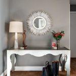 дизайнерская прихожая комната в классическом стиле дизайн картинка