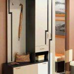 яркий дизайн проходной комнаты эконом класса картинка