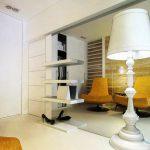 светлый стиль прихожей комнаты в новом стиле фото