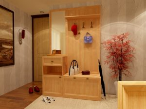 стеклотканевые обои в проходную комнату интерьер фото